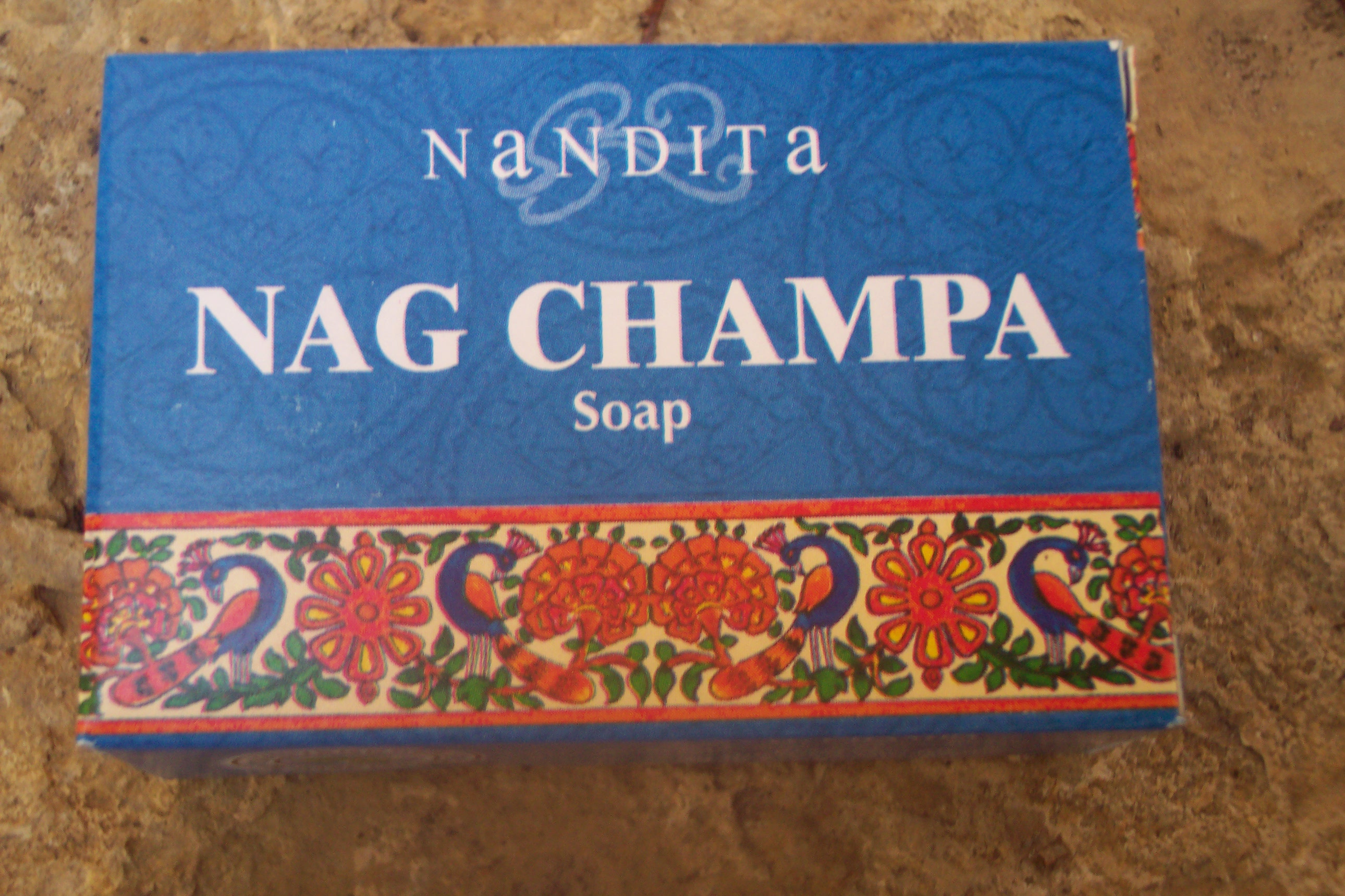Nag Champa All Natural Soap