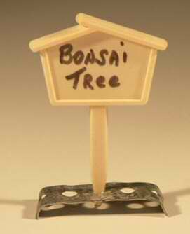 Bonsai Accessories