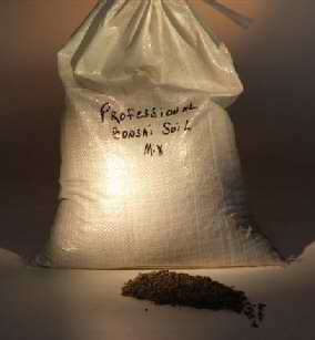 Professional Bonsai Soil 20 lb. Bag (10 Qts.)